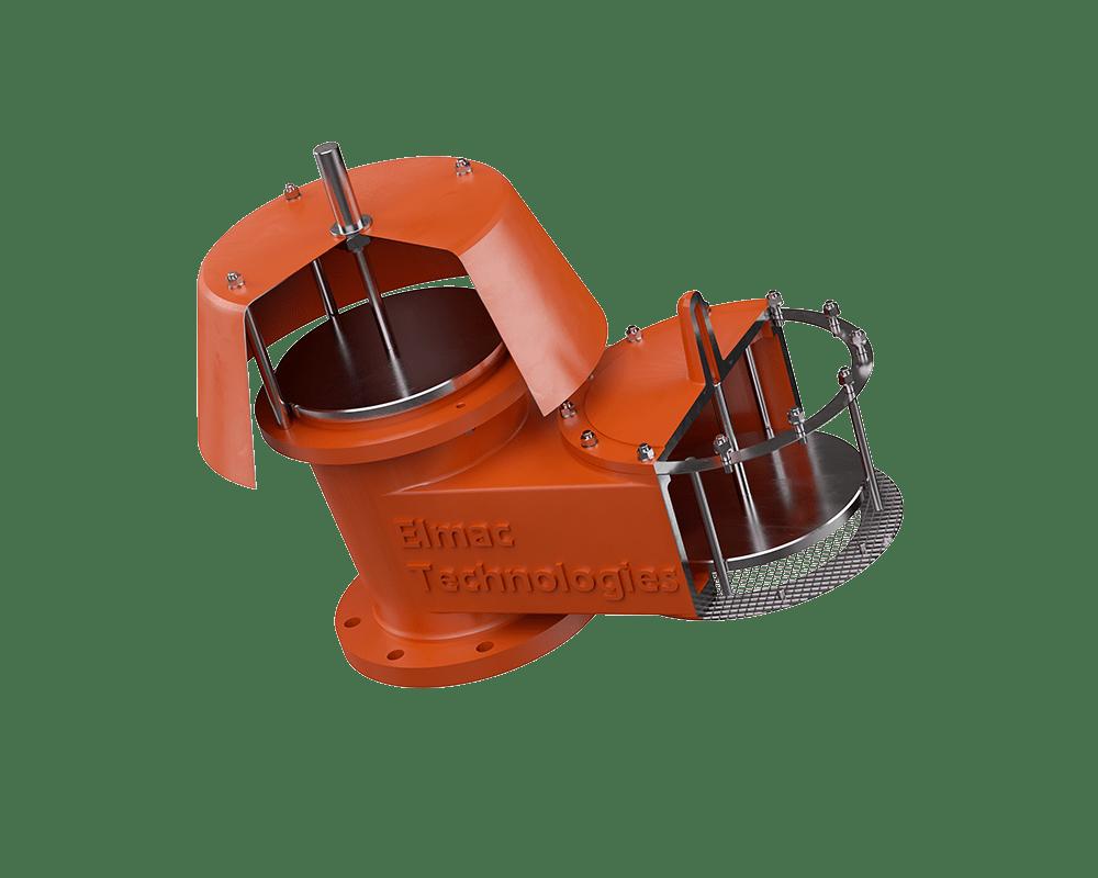 Pressure/Vacuum Relief Valves